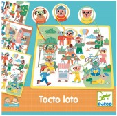 Eduludo Tocto joc de vocabular