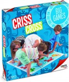 Joc Criss Cross (Twister) Gigant
